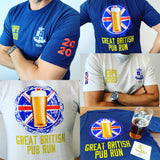 Great British Pub Run 2020 Tee