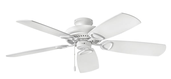 Hinkley 901352FCW-NIA 52``Ceiling Fan-Fans-HomePlumbing