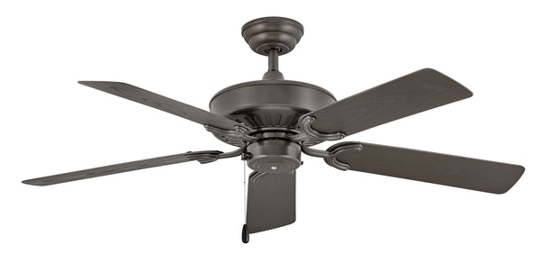 Hinkley 901652FMM-NWA 52``Ceiling Fan-Fans-HomePlumbing