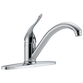Delta Faucet 100LF-HDF, 8.69 x 10.50 x 8.69 inches, Chrome