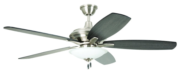 Craftmade JAM52BNK5-LED-FBGW 52`` Ceiling Fan-Fans-HomePlumbing