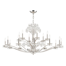 Hudson Valley 4452-PN 20 Light Chandelier