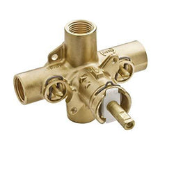 Moen 1/2'' IPS Posi-Temp Pressure Balancing Rough-In Valve (With Stops) 2590