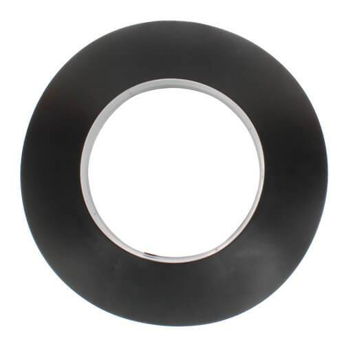 Rinnai Rubber Wall Plate Black 710602-Accessories-HomePlumbing