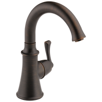 Delta 1914-RB-DST Traditional Beverage Faucet Venetian Bronze-Kitchen-HomePlumbing