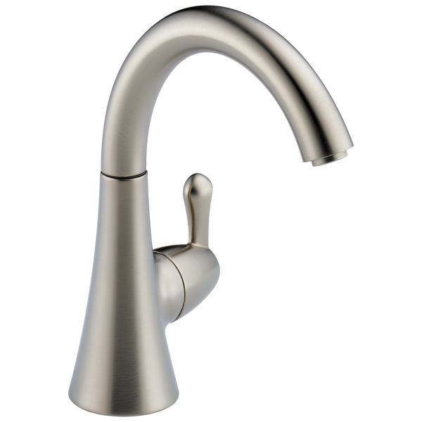 Delta 1977-SS-DST Transitional Beverage Faucet Stainless-Kitchen-HomePlumbing