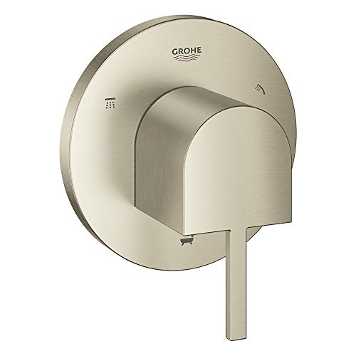 GROHE 29222EN3 Plus 3-Way Diverter Trim, Brushed Nickel InfinityFinish