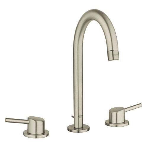 Concetto L-Size 2-Handle 3-Hole Bathroom Faucet - 1.2 GPM