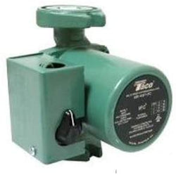 Taco Circulator, 3-Speed, Cast Iron, Flanged, 115V, 0015-MSF3-IFC