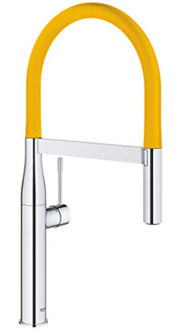 Grohe 30321YF0 Essence New Semi-Pro Faucet Hose in Yellow