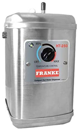 Franke HT-250 Instant Hot Water Heating Tank Little Butler, Reverse Osmosis Compatible
