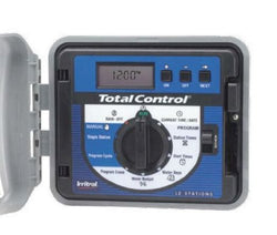 Irritrol TC-6EX-R 6 Station Outdoor Irrigation Total Controller