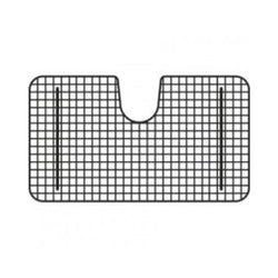 Franke KB28-36S Kubus Series Sink Bottom Grid for KBX11028 Sink, Stainless Steel