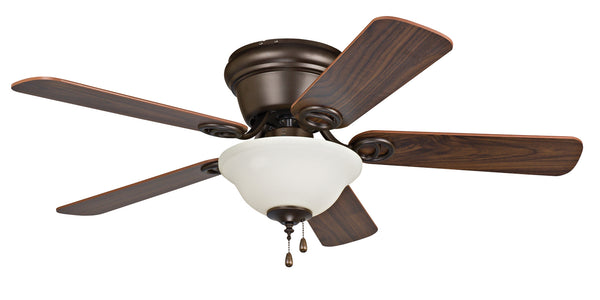 Craftmade WC42ORB5C1 42`` Ceiling Fan with Blades Included-Fans-HomePlumbing