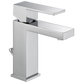 Delta Modern 567LF-GPM-PP Single Handle Project Pack Faucet- Low Flow Chrome