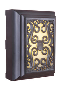 Craftmade ICH1630-OB Framed Scroll Lighted Chime-Specialty Items-HomePlumbing