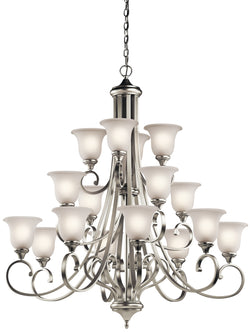 Kichler 16 Light Chandelier 43192NI