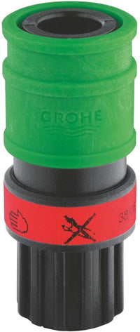 GROHE 46315000 Quick Coupling, Green-Spare parts-HomePlumbing