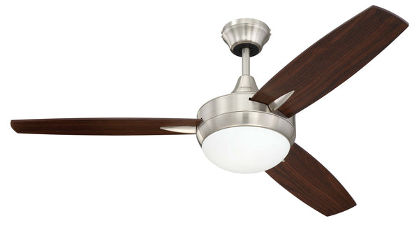 Craftmade TG48BNK3 48`` Ceiling Fan w/Blades and Light Kit-Fans-HomePlumbing