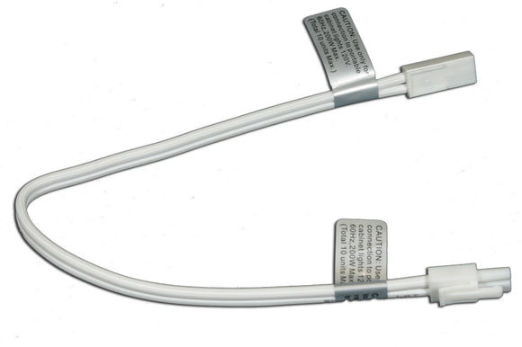 American Lighting ALLVPEX24WH-B 24`` Linking Ext For Puck