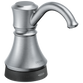 Delta  72045T-AR Traditional Soap Dispenser with Touch<sub>2</sub>O<sub>.xt</sub> Technology Arctic Stainless