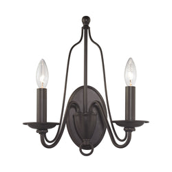 Elk Lighting 32160/2 Two Light Wall Sconce