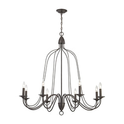 Elk Lighting 32163/8 Eight Light Chandelier