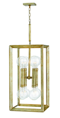Hinkley 3108SL Eight Light Foyer Pendant