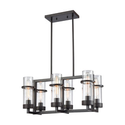 Elk Lighting 21145/6 Six Light Chandelier