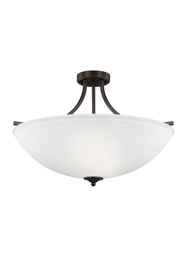 Generation Lighting 7716504-710 Four Light Semi-Flush Convertible Pendant-Semi-Flush Mts.-HomePlumbing
