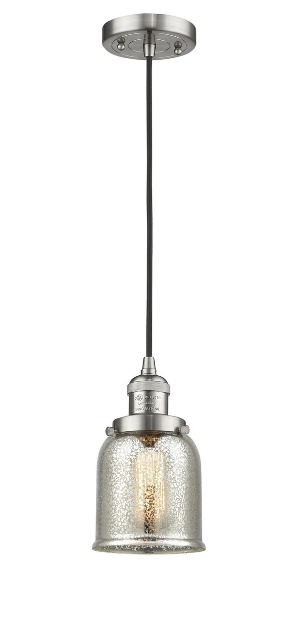 Innovations 201C-SN-G58 One Light Mini Pendant-Mini Pendants-HomePlumbing