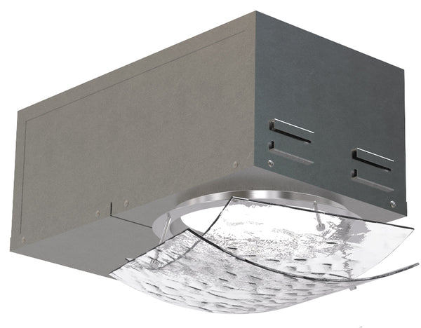 Craftmade TFV1311-BNK-LED Decorative Ventilation Kit w/LED-Bathroom Fixtures-HomePlumbing