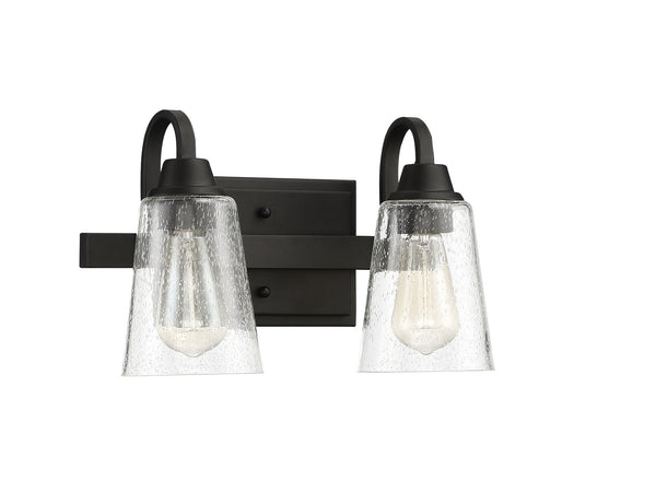 Craftmade 41902-ESP-CS Two Light Vanity-Bathroom Fixtures-HomePlumbing