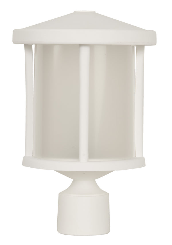 Craftmade ZA2215-TW One Light Post Mount-Exterior-HomePlumbing