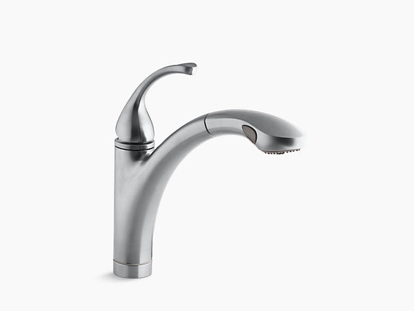 Blanco 441403 Linus Pullout with Dual Spray, Chrome by Blanco