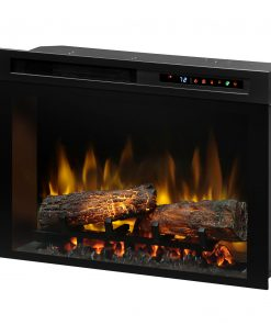 Dimplex Revillusion® 24-Inch Built-In Electric Fireplace