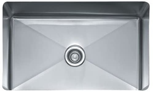 Franke Professional Series Undermount Steel Kitchen Sink PSX1103012 Stainless Steel-Sinks-HomePlumbing