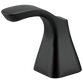 Delta Stryke H252BL Metal Lever Handle Set - 2H Bathroom Matte Black