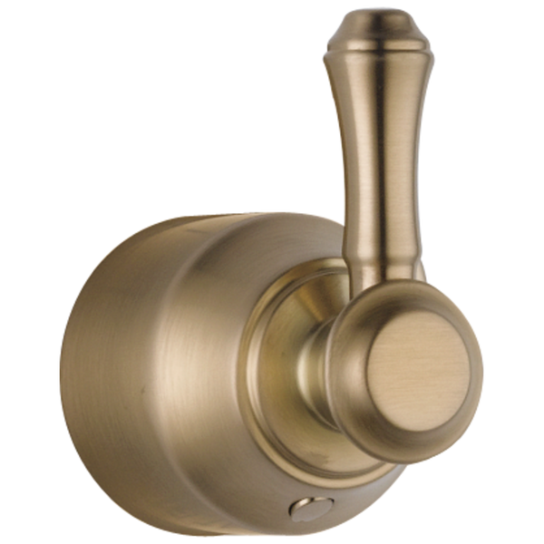 Delta Cassidy H597CZ Metal Lever Handle - Transfer Valve Champagne Bronze-Showering Component-HomePlumbing