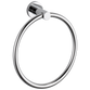 Delta Lilah IAO20146 Towel Ring Chrome