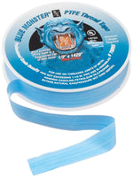 Mill-Rose 70885 Blue Monster PTFE Pipe Thread Sealant Tape, 1/2-Inch x 1429-Inches, Blue-Sealent Tape-HomePlumbing