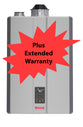 Rinnai I- Series i090SN Boiler W/ Extended 2 Year Repair Warranty