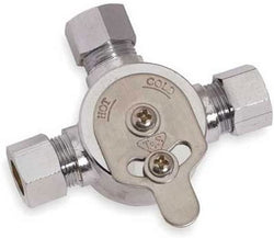 Sloan 3326009 Valve, 1 Pack, Chrome