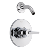 Delta Trinsic T14259-LHD Monitor 14 Series Shower Trim - Less Head Chrome-Tub / Shower-HomePlumbing