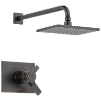 Delta Vero T17T253-RB TempAssure 17T Series Shower Trim Venetian Bronze-Tub / Shower-HomePlumbing