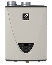 T-H3J-DV-N Indoor Tankless High Efficiency Condensing Water Heater (NG)
