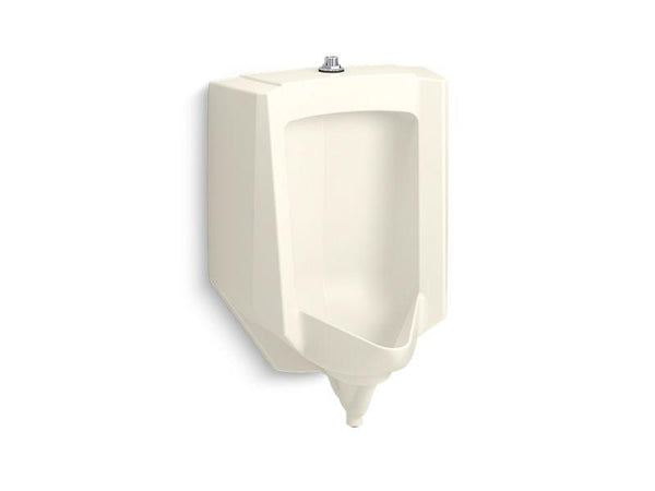 Kohler 25048-ET-96 Stanwell blow-out 0.5 to 1.0 gpf urinal with top spud-Urinals-HomePlumbing