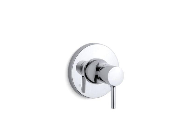 Kohler T8984-4-CP Toobi transfer valve trim, valve not included-Handle Trim-HomePlumbing