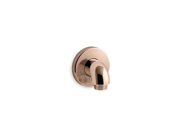 Kohler 22172-RGD Purist wall-mount supply elbow with check valve-Shower Fittings-HomePlumbing