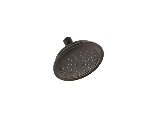 Kohler 72774-G-2BZ Artifacts® 1.75 gpm single-function showerhead with Katalyst air-induction technology